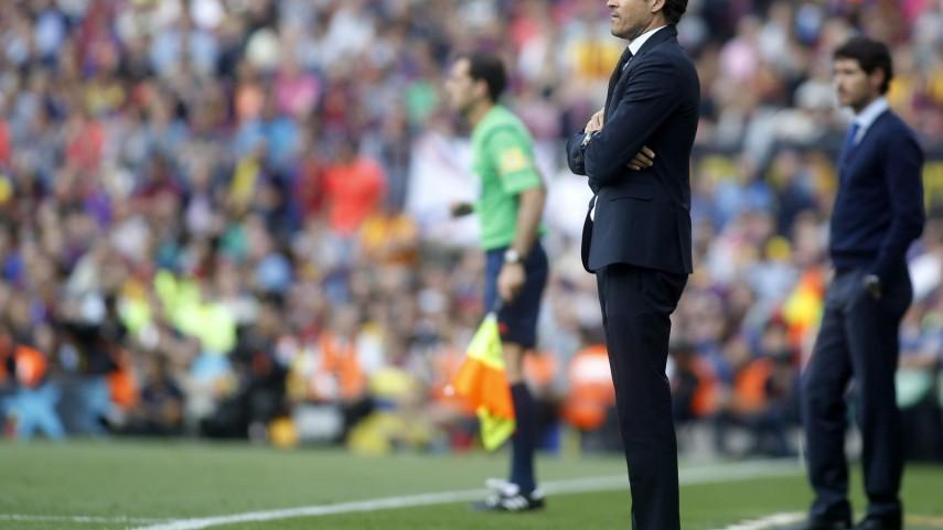 Luis Enrique renueva hasta 2017