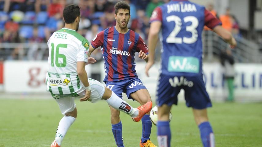 El Eibar vence pero no logra el objetivo