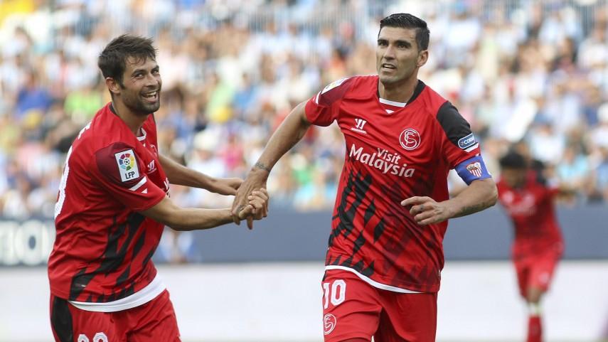 Victoria y quinto puesto para el Sevilla