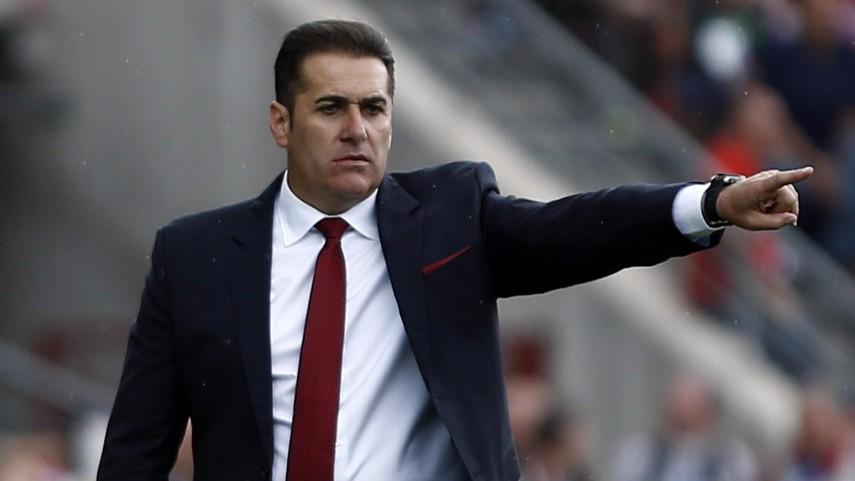 José Ramón Sandoval, nuevo entrenador del Rayo Vallecano