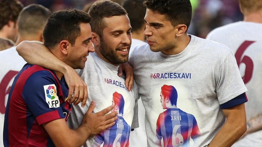 Jordi Alba renueva hasta 2020 con el Barcelona