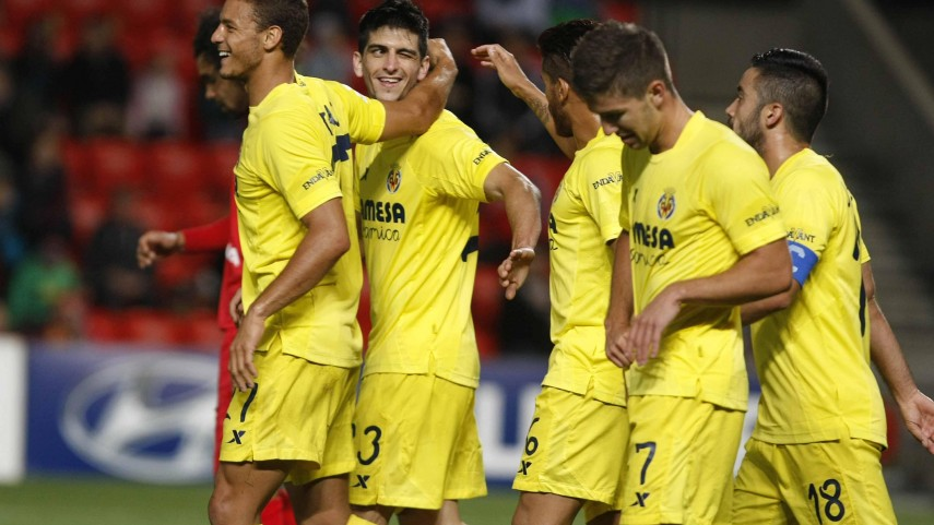 Why are Villarreal called 'Yellow submarine'?