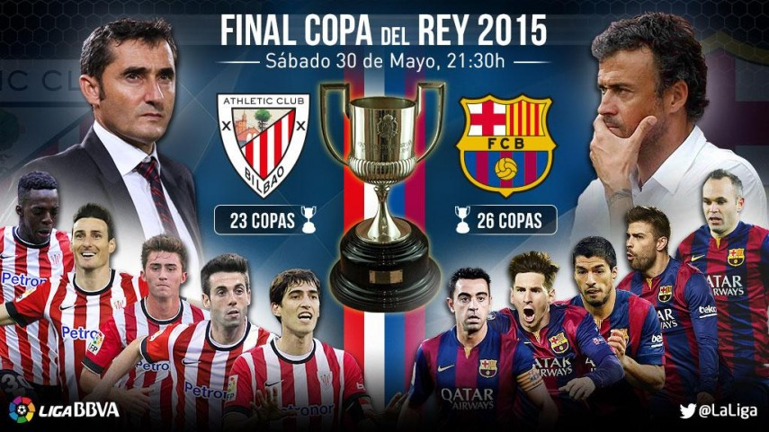 Una final de Copa por todo lo alto