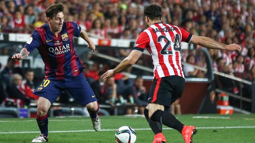 Athletic-Barcelona, un duelo con tres asaltos