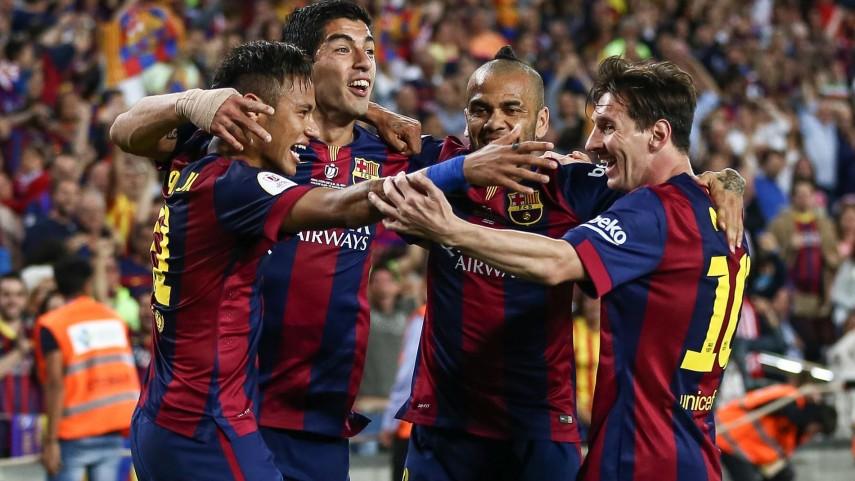El FC Barcelona se proclama campeón de la Copa del Rey