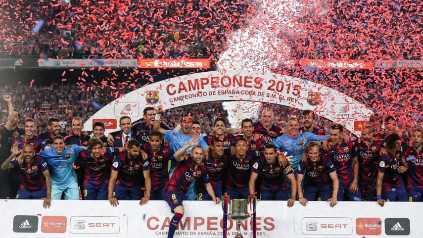 Sorteo de dieciseisavos de final de Copa del Rey