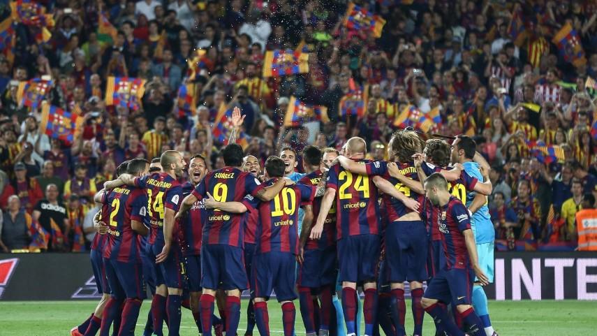 Calendario completo del FC Barcelona