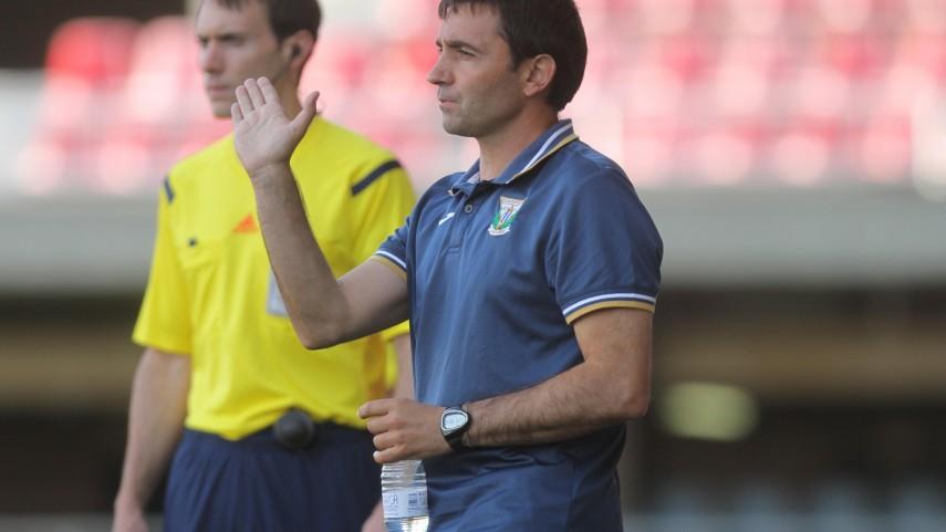 Asier Garitano renueva con el Leganés