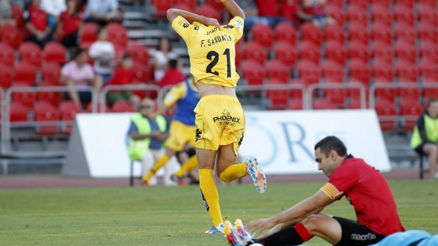 El Girona, a un paso de la Liga BBVA