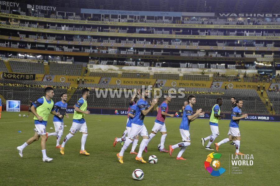 Barcelona Ecuador vs Espanyol Rcd Espanyol vs Barcelona