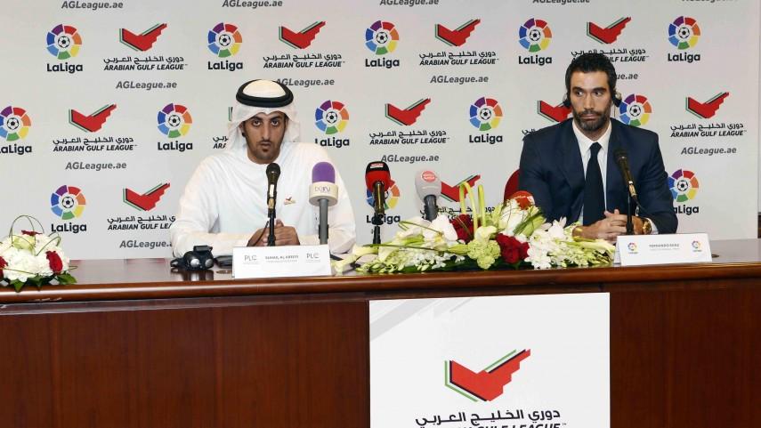 LaLiga se compromete con el Pro League Committee, la liga de fútbol profesional de los Emiratos Árabes
