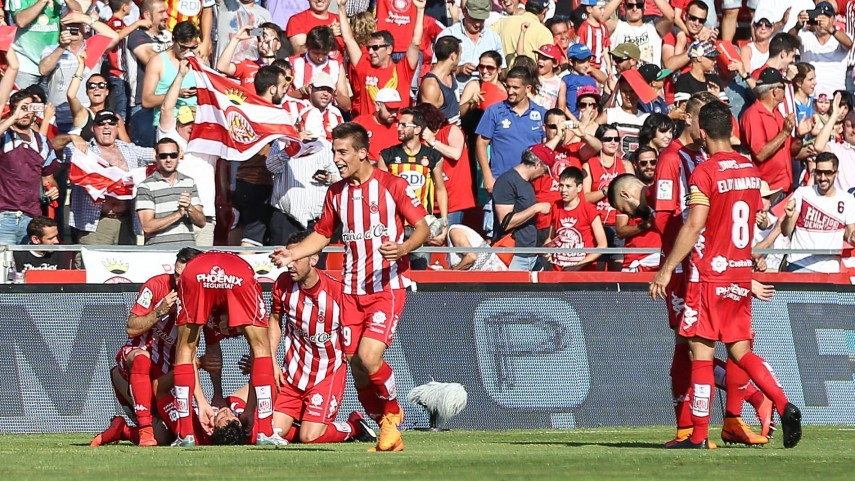 Calendario completo del Girona FC