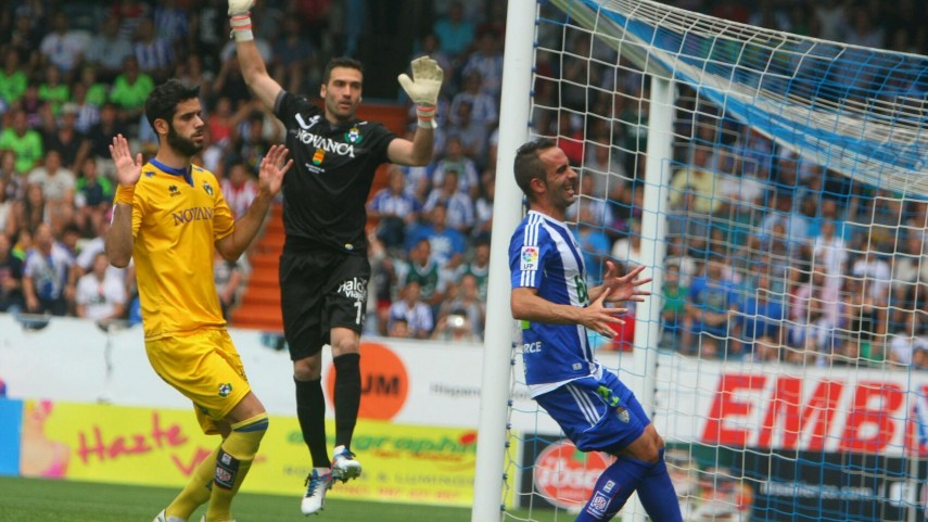 La Ponferradina se quedó a tan solo un gol de la promoción