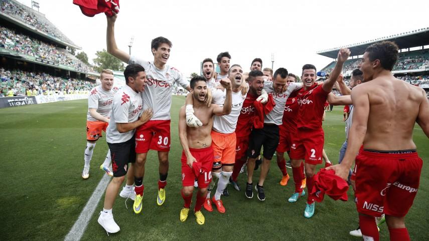 Sporting de Gijón, 110 años en diez momentos