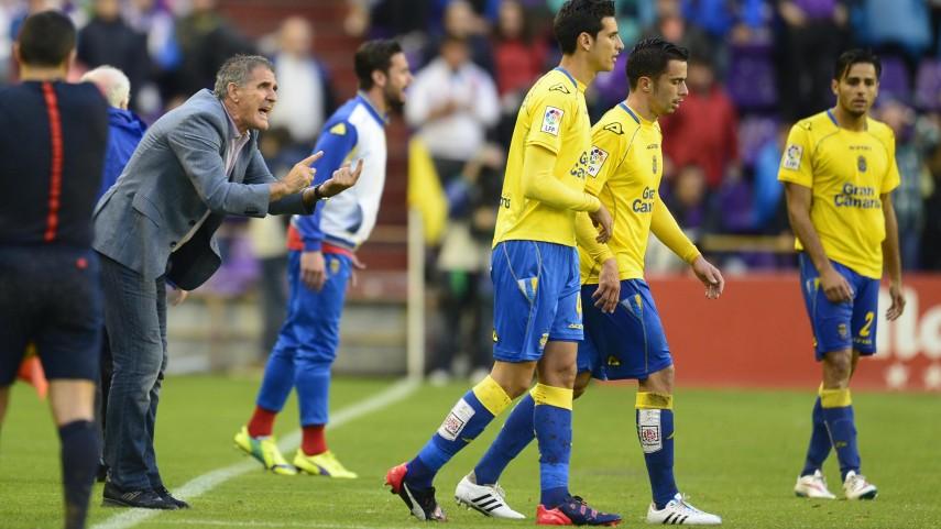 Paco Herrera persigue su segundo ascenso a la Liga BBVA