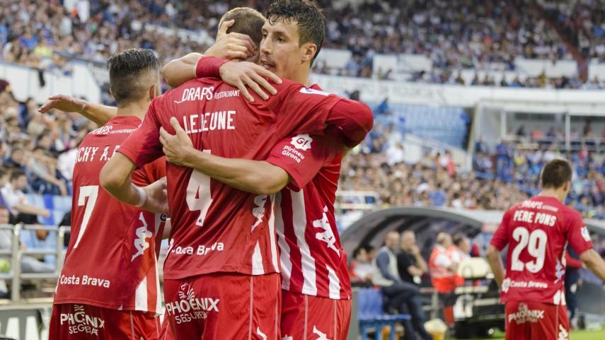 Duro golpe del Girona al Zaragoza