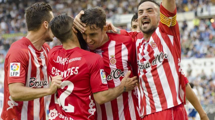 85 años de grandes momentos del Girona FC