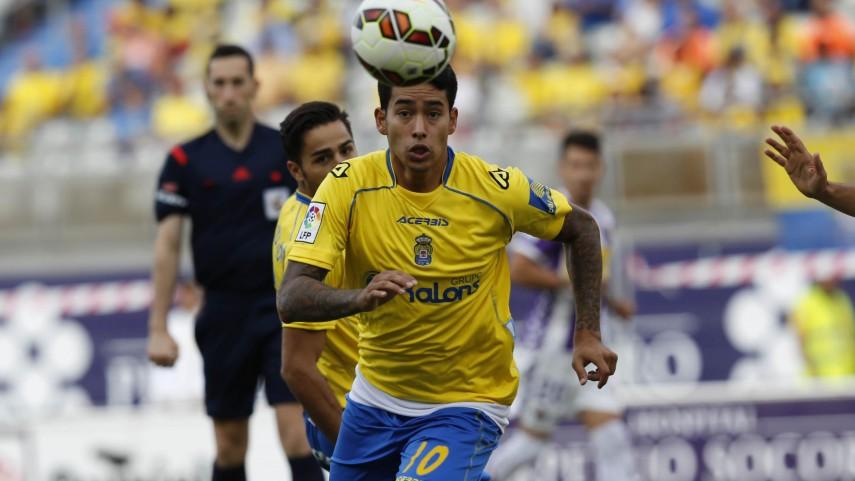 Las Palmas luchará por un puesto en la Liga BBVA