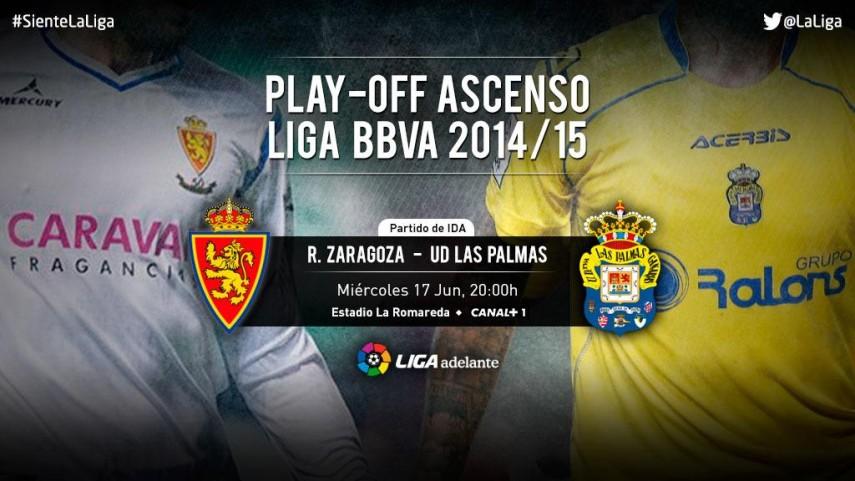 Penúltimo paso hacia el ascenso para Zaragoza y Las Palmas