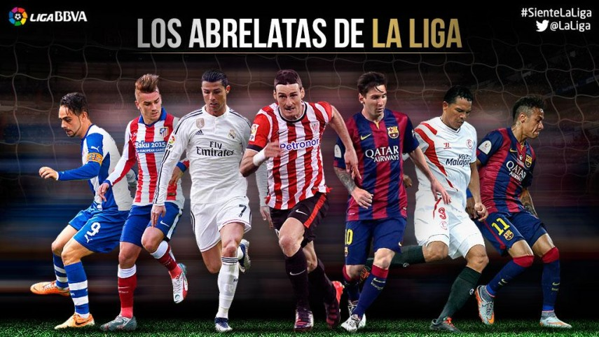Los 'abrelatas' de La Liga BBVA