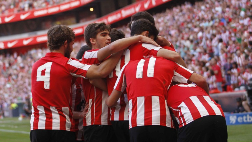 Calendario completo del Bilbao Athletic