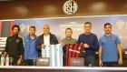 Málaga y San Lorenzo presentan la segunda cita de LaLiga World en Sudamérica
