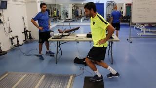 El Málaga, primer equipo que echa a rodar