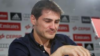 Casillas's farewell in ten sentences