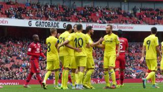 Villarreal, Sevilla y Sporting cerraron el fin de semana con triunfo