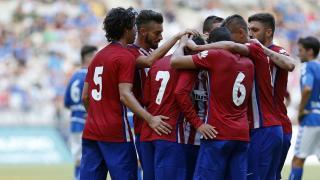 Atlético y Getafe dejan buenas sensaciones en sus amistosos