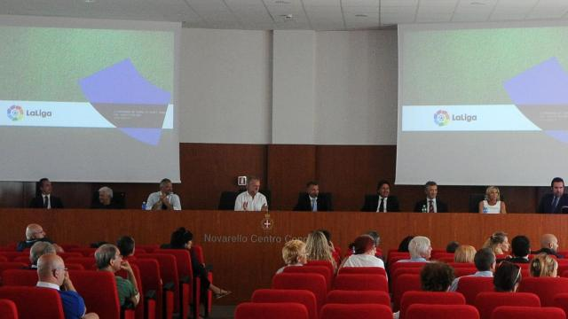 LaLiga presents its Model of integrity in Italy