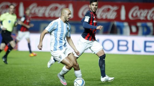 Los penaltis dejan al Málaga sin su merecida recompensa
