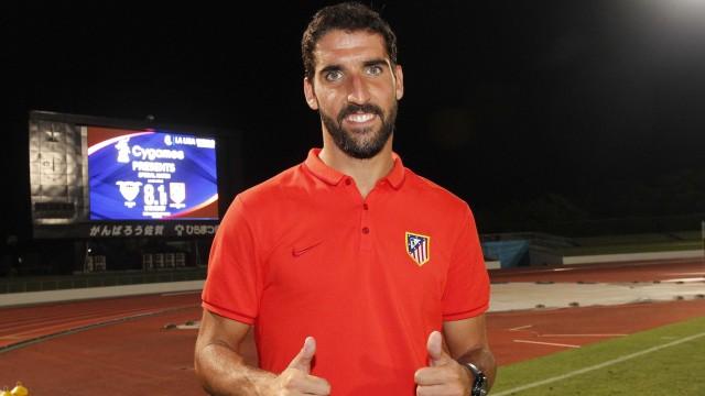 Raúl García: