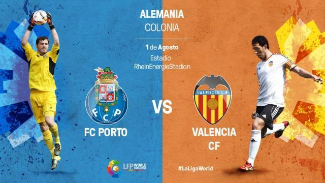 FC Porto vs Valencia CF: En directo
