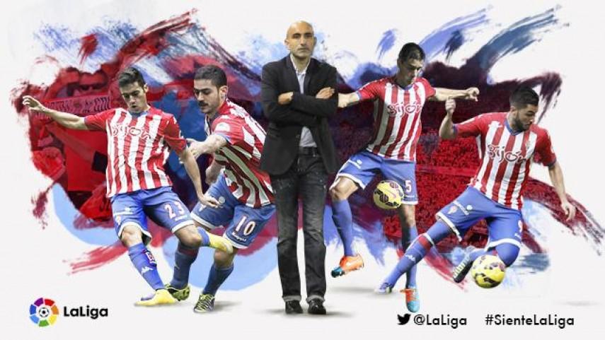 Así fue el Real Sporting de Gijón 2014/15