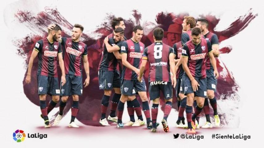 Así fue el Huesca 2014/15