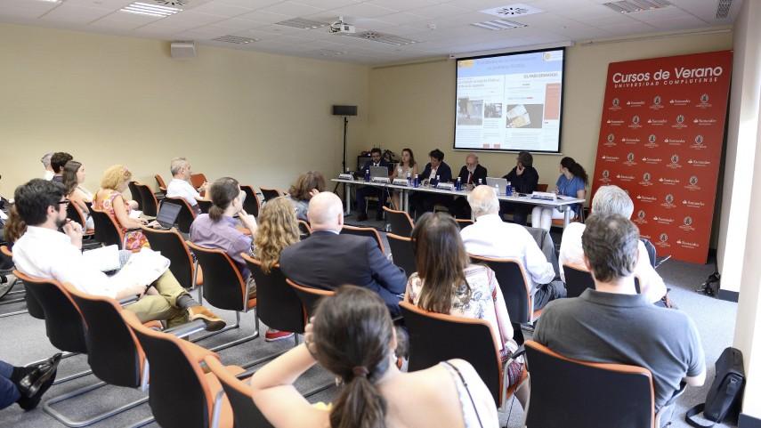 LaLiga defiende su visión sobre la piratería en los Cursos de Verano en El Escorial
