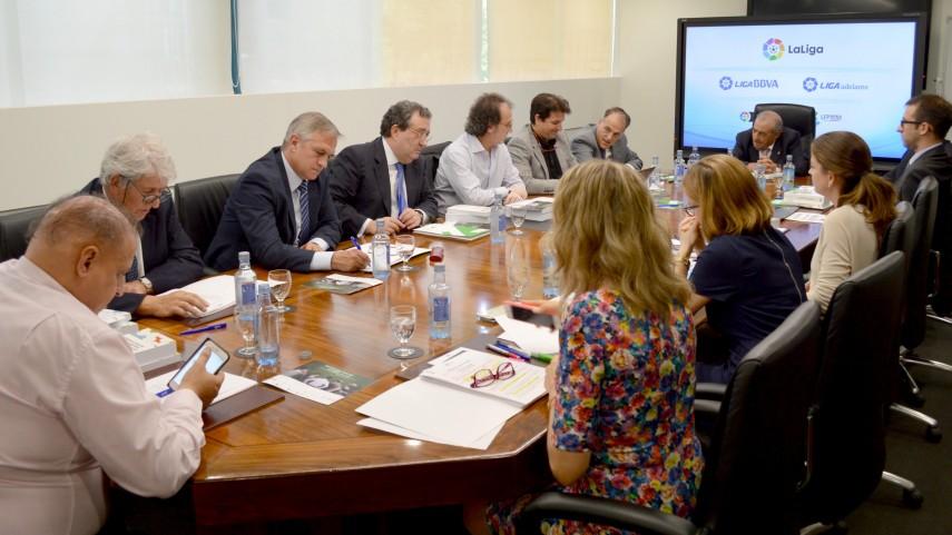 La FFP celebró su Junta General Ordinaria