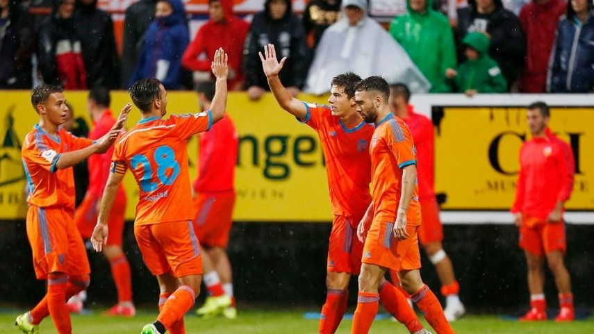 Dulces estrenos de Valencia y Athletic