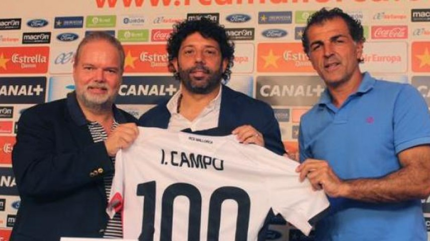 Iván Campo: