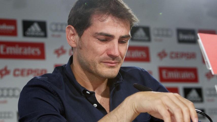 La despedida de Casillas, en diez frases