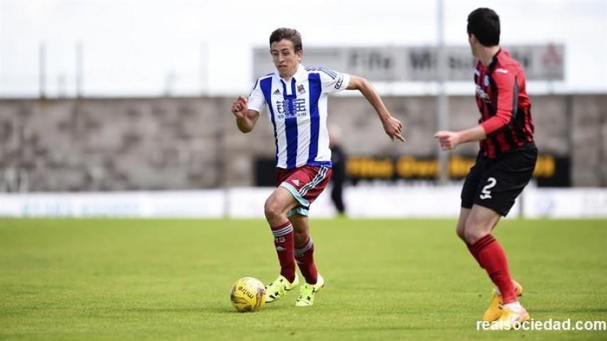 La Real Sociedad seguirá probando suerte en Escocia