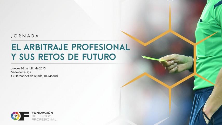 Jornada 'El Arbitraje Profesional y sus retos de futuro'