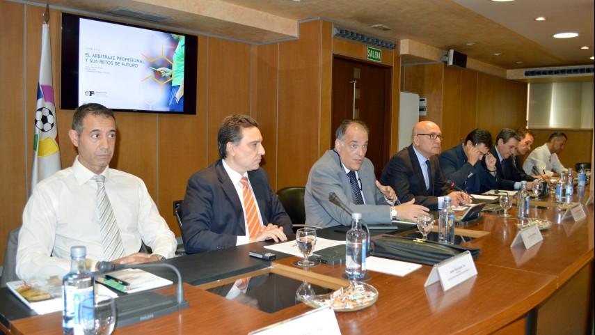 Éxito de la Jornada 'El Arbitraje Profesional y sus retos de futuro'