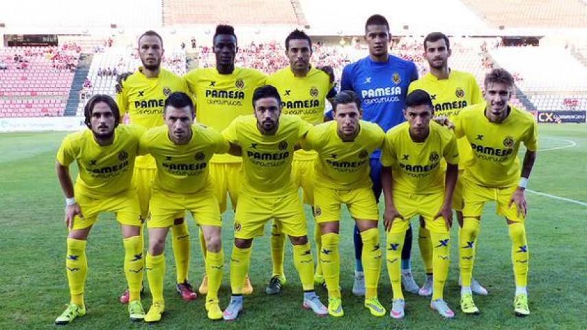 El Villarreal se impone al Levante en su presentación