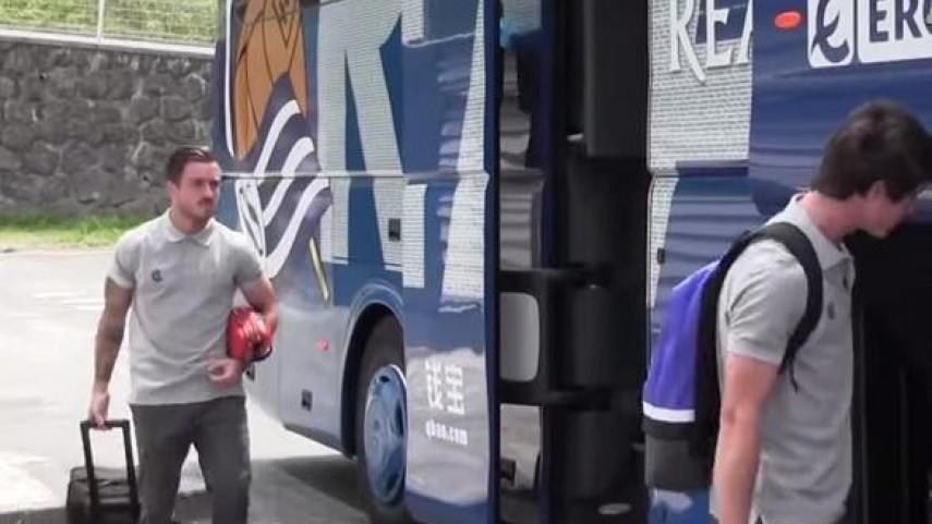 Real Sociedad y Rayo Vallecano ponen rumbo a China