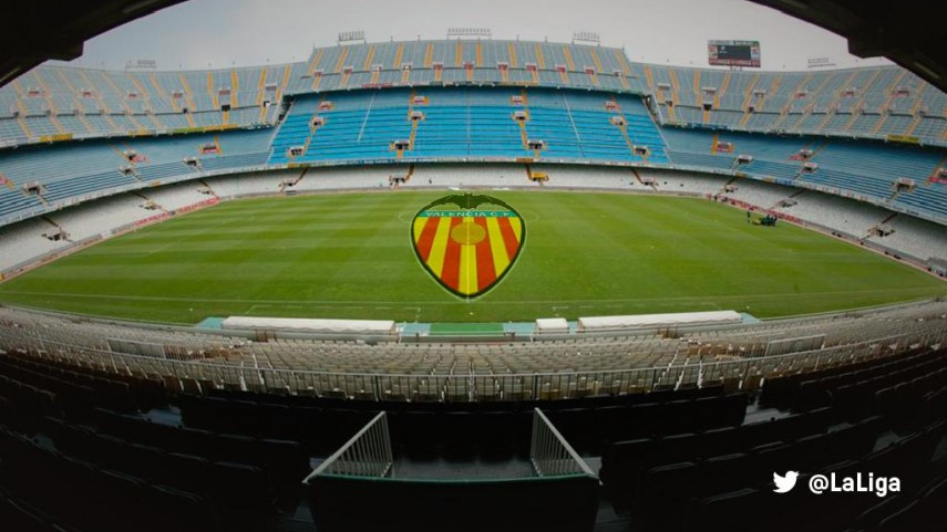 082f38687519 Ten things you may not know about the Mestalla   News   Liga de Fútbol  Profesional 2015