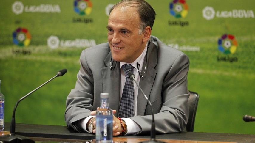 Javier Tebas: