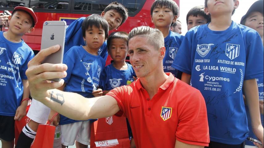 La Gira LFP World Challenge del Atlético, en redes sociales