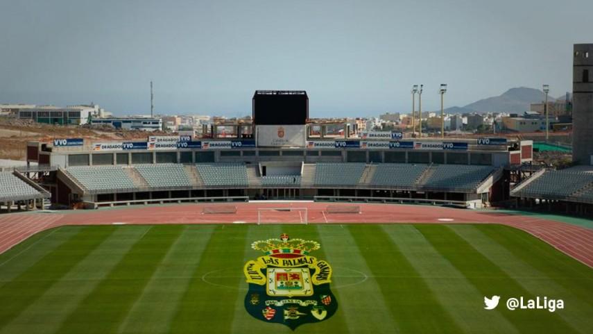 Diez cosas que quizá no sabías del Estadio de Gran Canaria